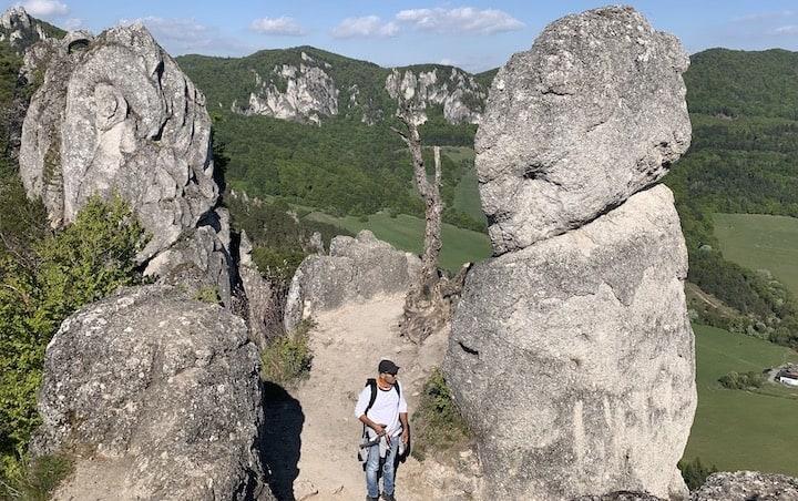 Súľovské Rocks