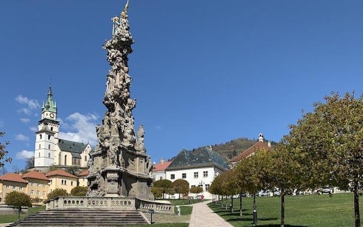 The GOLDEN town – KREMNICA