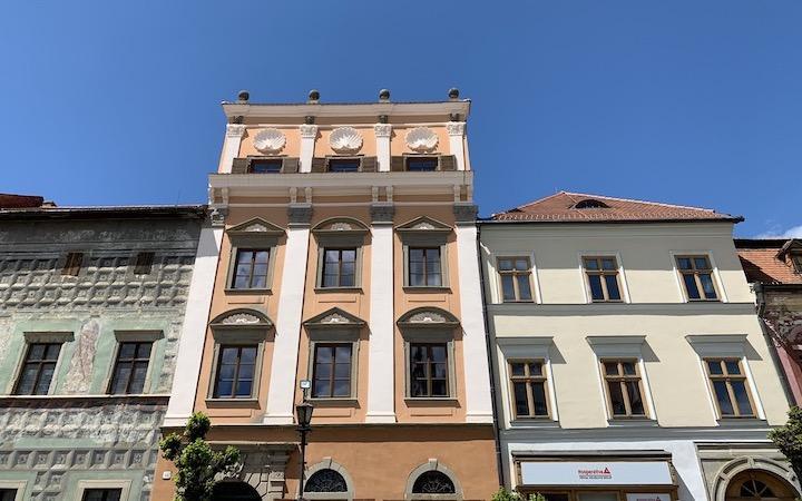 HOUSES OF FORMER TRADESMEN