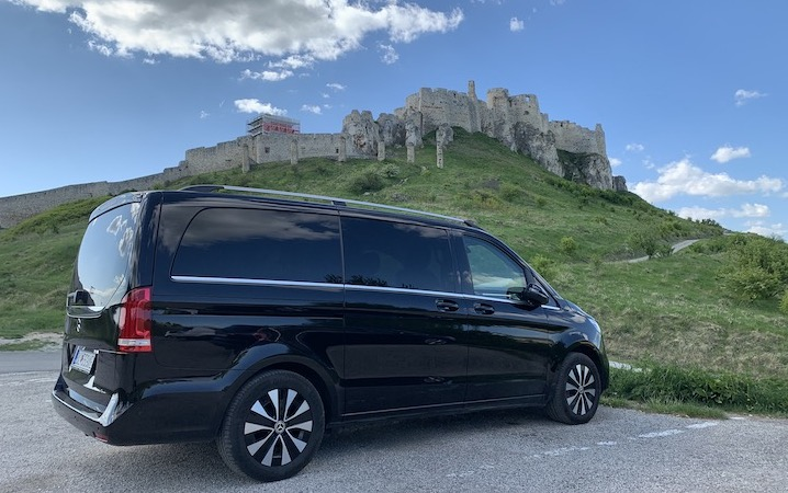 MIGHTY FORTRESS AND OUR COMFORTABLE V-CLASS