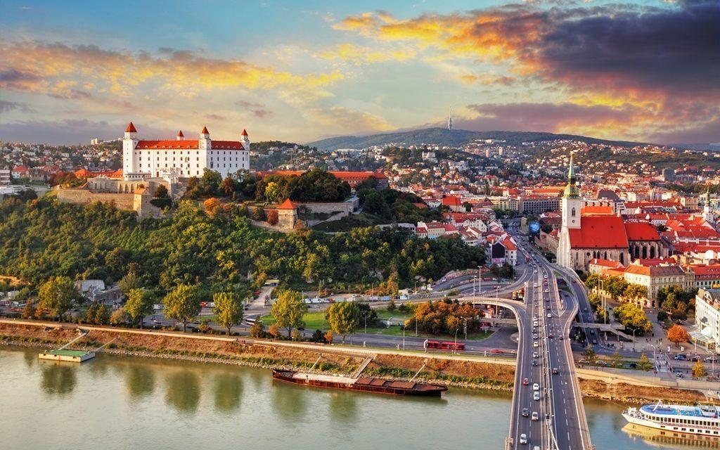 BRATISLAVA – charming capital city hidden between Vienna and Budapest