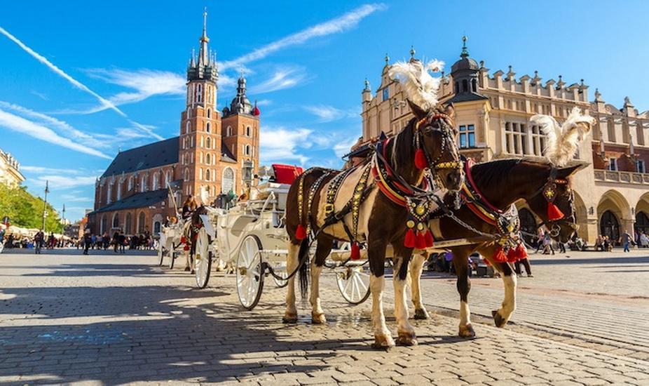 Premium Grand Central Europe Tour