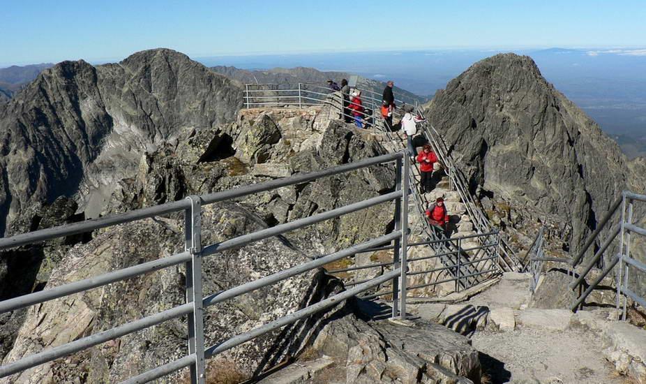 Seven Peaks of High Tatras Tour