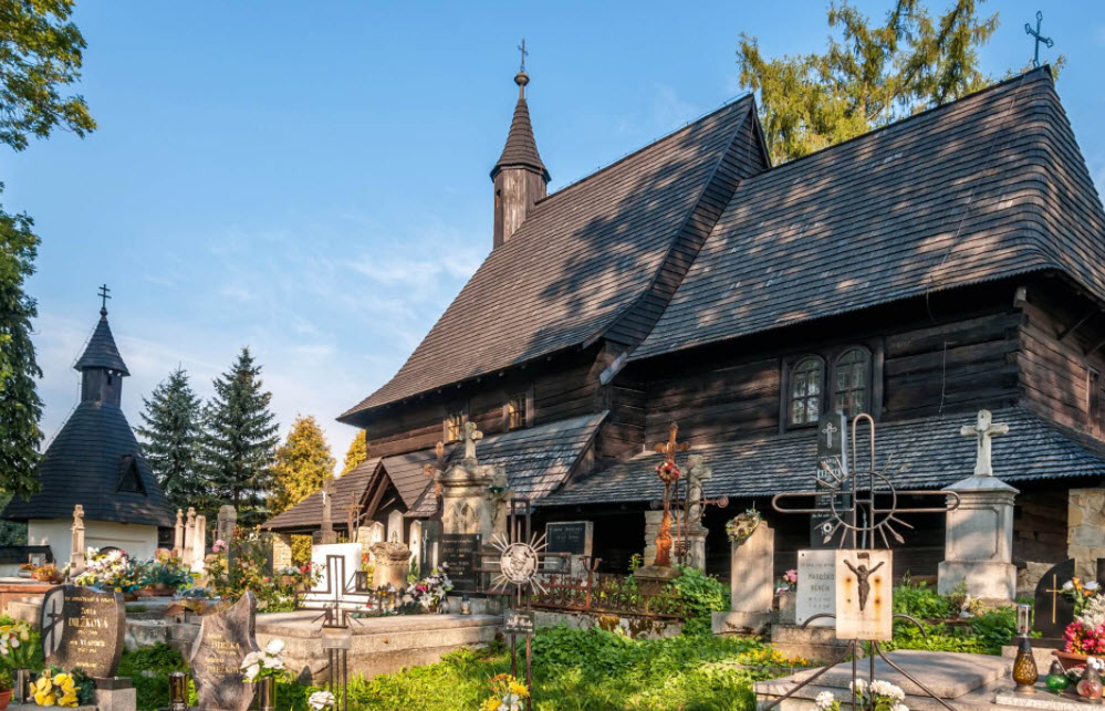 Wooden Churches Tour