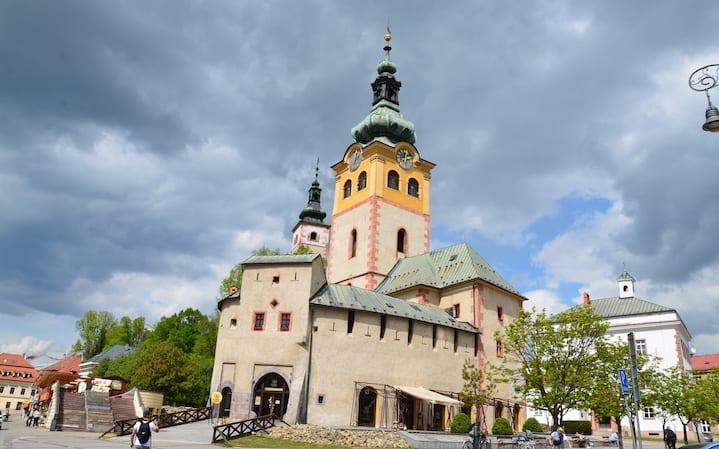 Barbakan Castle