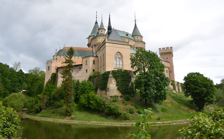 Bojnice, Čičmany & Trenčín