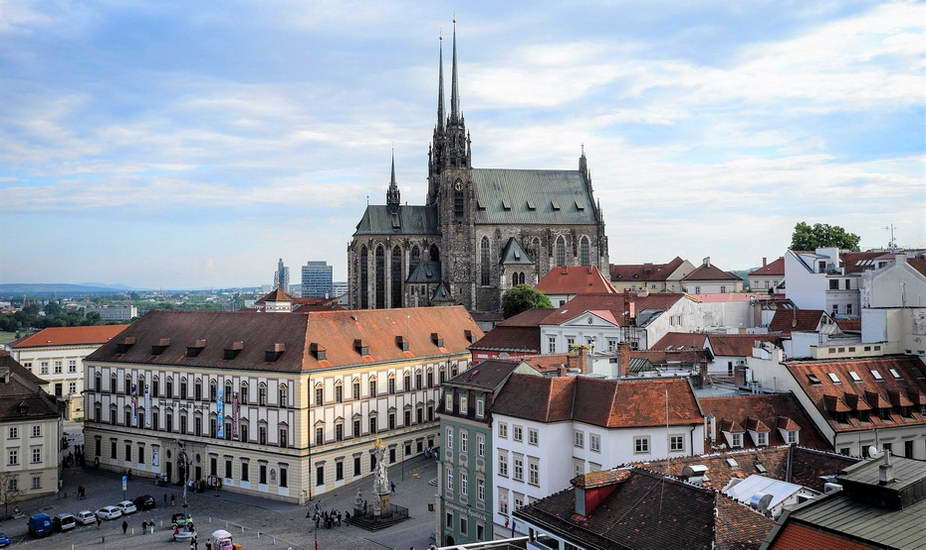 Brno and Battle of Three Emperors Trip