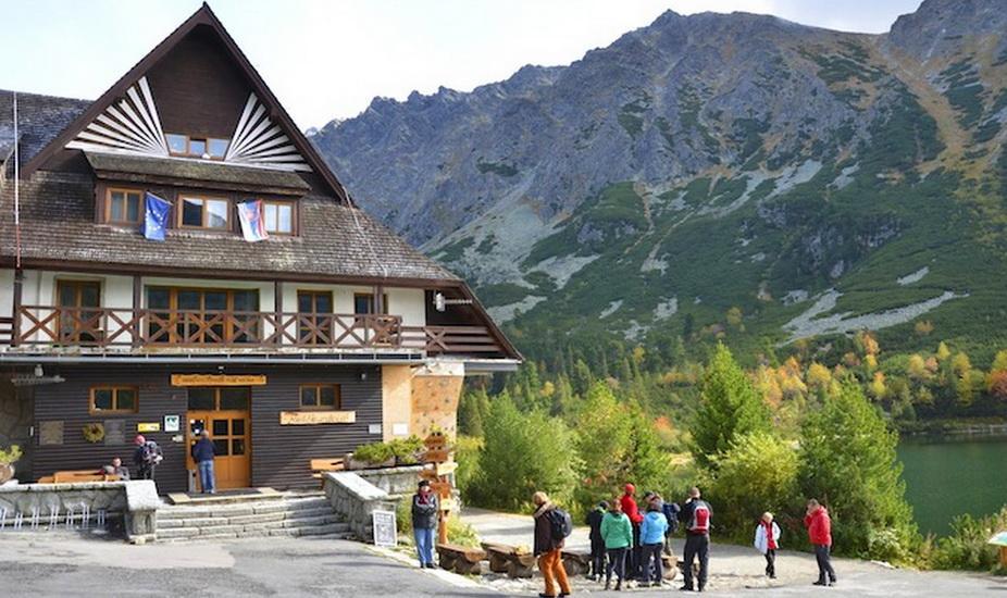 Hut to Hut Trekking Tour in the High Tatras