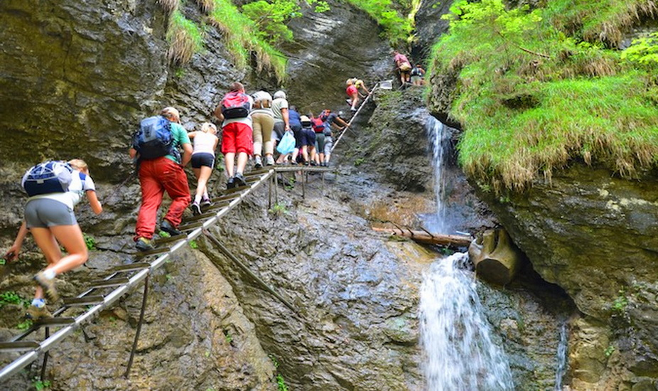 Hiking Tour in Slovak Paradise and the High Tatras