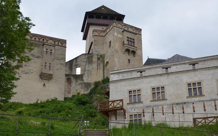 Mathew's Tower