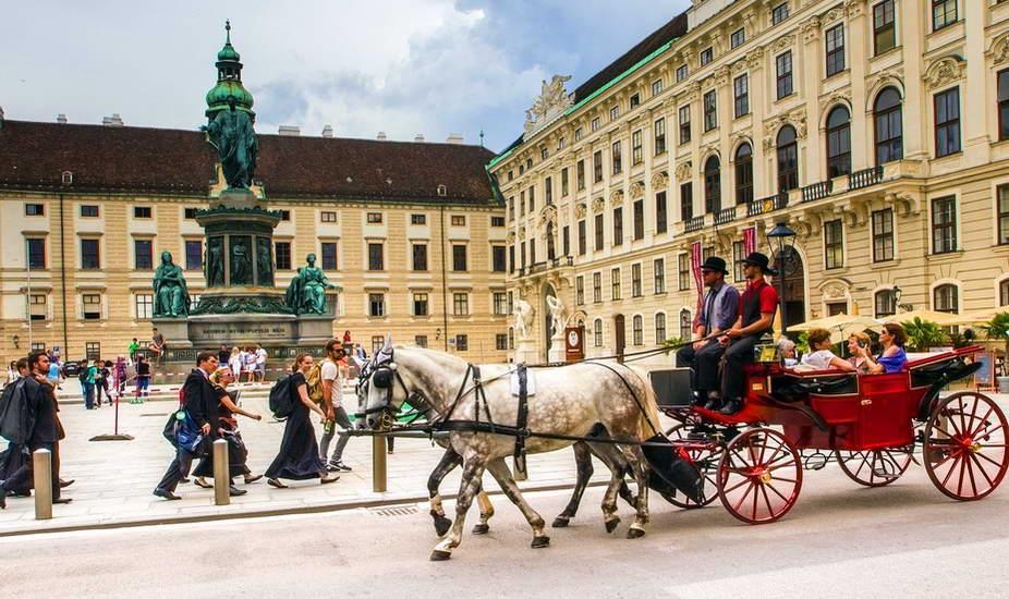 Vienna Bratislava Prague Tour